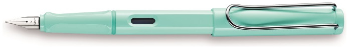 Lamy Fountain pen, Safari Special Edition 2019 Pastel series Blue Macaron (Without pump)