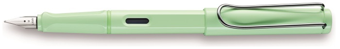 Lamy Fountain pen, Safari Special Edition 2019 Pastel series Mint Glaze (Without pump)