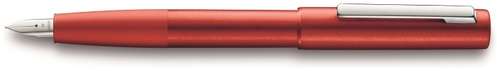 Lamy Fountain pen, aion series Red