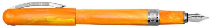 Visconti Fountain pen, Breeze series Orange (Mandarine)