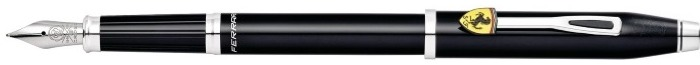 Ferrari Fountain pen, Cross Century II series Black