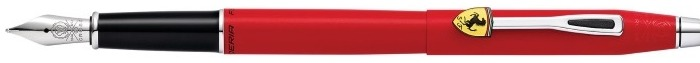 Ferrari Fountain pen, Cross Classic Century series Red