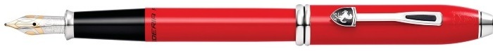 Ferrari Fountain pen, Cross Townsend series Red