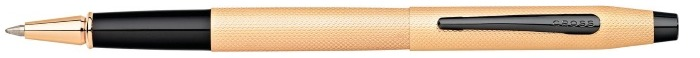 Cross Roller ball, Classic Century series Brushed rose gold BKT