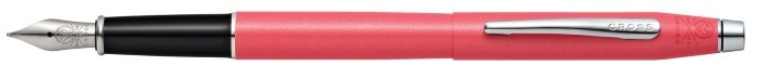 Cross Fountain pen, Classic Century series Coral