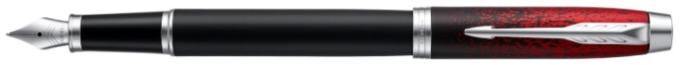 Parker Fountain pen, IM Special Edition series Black/Red (Red Ignite)