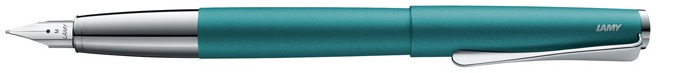 Lamy Fountain pen, Studio Special Edition 2019 series Aquamarine