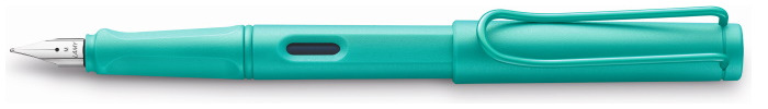 Lamy Fountain pen, Safari Special Edition 2020 series Aquamarine (Without pump)
