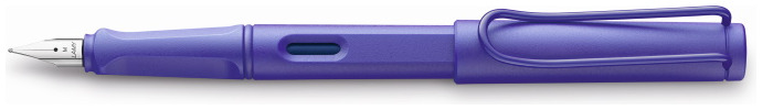 Lamy Fountain pen, Safari Special Edition 2020 series Violet (Without pump)