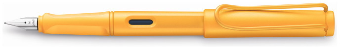 Lamy Fountain pen, Safari Special Edition 2020 series Mango (Without pump)
