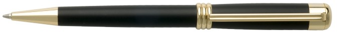 Nina Ricci Ballpoint pen, Boucle series Black GT