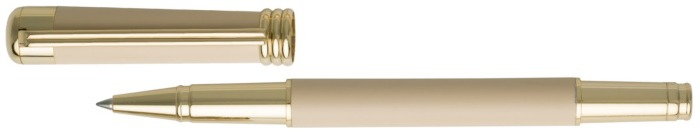 Nina Ricci Roller ball, Boucle series Off-white GT (Nude)
