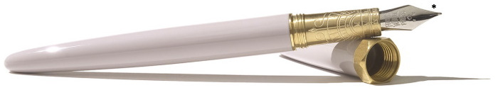 Ferris Wheel Press Fountain pen, The Brush Fountain Pen series Sandcastle clay