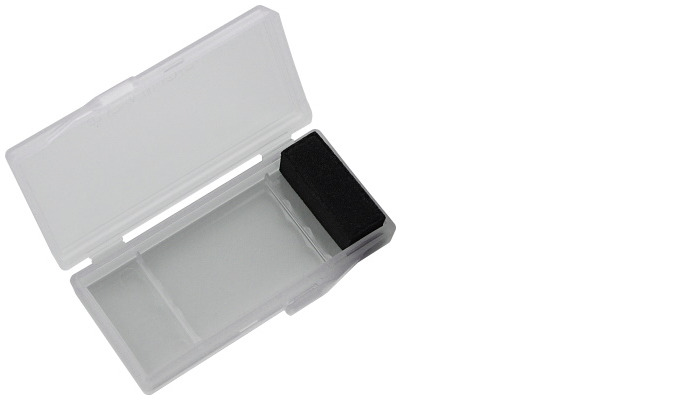Sailor portable ink cartridge case, Accessories series (for 3 Sailor cartridges)