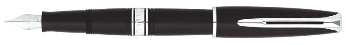 Waterman  Fountain pen, Charleston serie Black CT