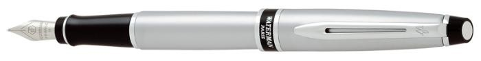 Stylo plume Waterman , série Expert Essential Argent