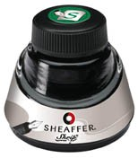 Sheaffer Ink bottle, Refill & ink series Green ink
