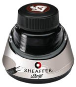 Sheaffer Ink bottle, Refill & ink series Brown ink