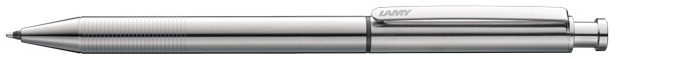 Lamy  Multifunction pen, Twinpen St serie steel