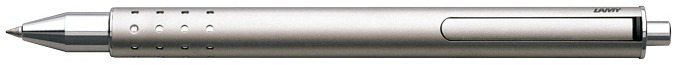 Lamy  Capless roller, Swift  serie Satin chrome