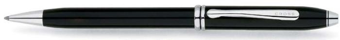 Cross Ballpoint pen, Townsend serie Black RT