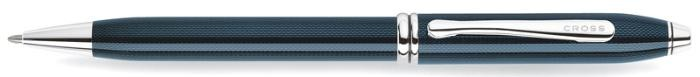 Cross Ballpoint pen, Townsend serie Blue