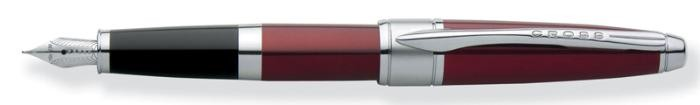 Cross Fountain pen, Apogee serie Red
