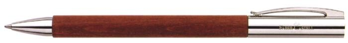 Faber-Castell Ballpoint pen, Ambition Pearwood serie Brown