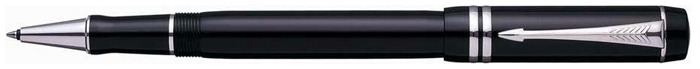 Parker  Roller ball, Duofold  series Black