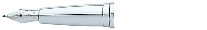 Cross Fountain pen nib, Parts series steel (Atx)