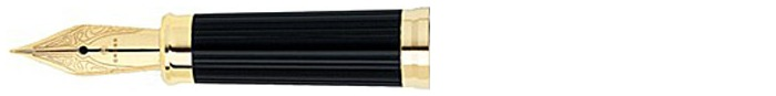 Cross Fountain pen nib, Parts series Gold Plated (Century II)