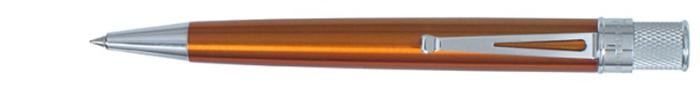 Stylo multifonction Retro 51, série Tornado twin pen Orange