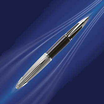 Waterman  Edson Diamond Black