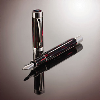 Parker  Duofold Senior Red Limited Edition 2011