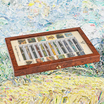 Visconti  Van Gogh Impressionists Set