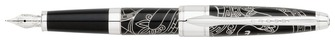 Boutique du stylo - Cross Fountain pen, 2013 Year of the Snake series Black