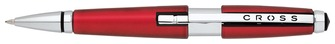 Boutique du stylo - Stylo bille roulante rétractable Cross, série Edge Rouge