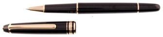 zz Seconde Main * Second Hand zz Mont Blanc Noir
