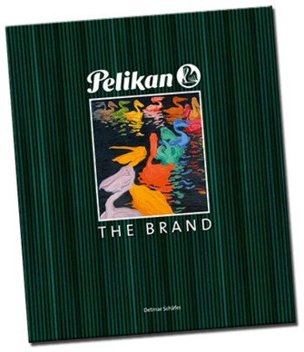 Boutique du stylo - Pelikan Reference book, The Brand (2013)