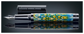 Boutique du stylo - Staedtler Fountain pen, The Season by Lisa Pavelka Limited Edition series Multicolor