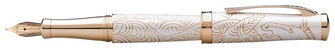 Boutique du stylo - Cross Fountain pen, 2014 Year of the Horse series White