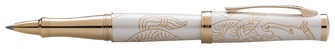 Boutique du stylo - Cross Roller ball, 2014 Year of the Horse series White