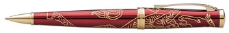 Boutique du stylo - Cross Ballpoint pen, 2014 Year of the Horse series Red