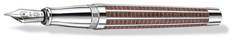 Boutique du stylo - Staedtler Fountain pen, Princeps Special Edition series Brown