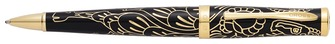 Boutique du stylo - Cross Ballpoint pen, 2015 Year of the Goat series Black