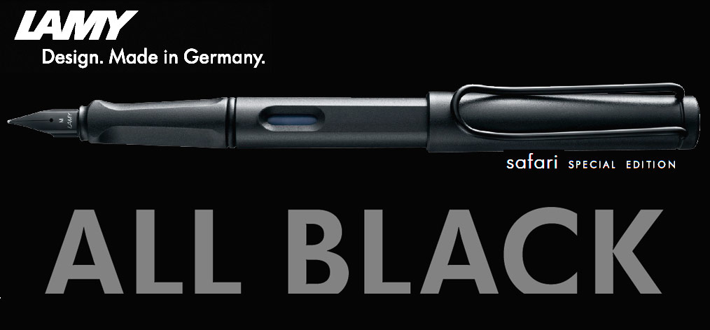 Safari Special Edition 2018 All Black